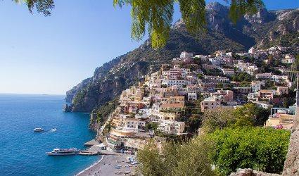 Escursione a Sorrento, Positano, Amalfi & Ravello