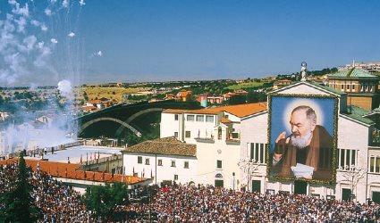 Tour di Padre Pio, San Giovanni Rotondo