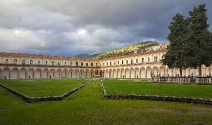 La Certosa di San Lorenzo di Padula & Paestum